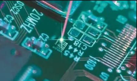 PCB板激光打标机电子产品行业广泛应用之道